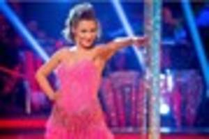 Strictly Come Dancing final: Caroline Flack is the bookies'...