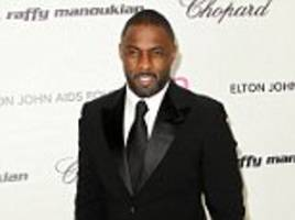 The name's Elba. Idris Elba: Leaked Sony emails reveal boss Amy Pascal wants British actor to be James Bond