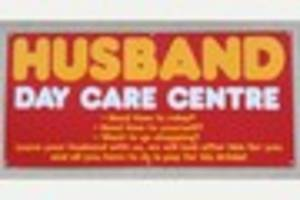 Pub opens Husband Day Care Centre for price of a pint!