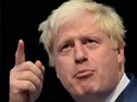 Make pushing up salaries a Tory mission, says Boris: Mayor also calls for tax breaks for firms paying the 'living wage'
