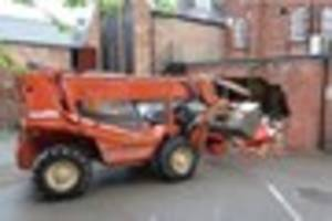 Digger-using Atherstone bank robbers have their appeals thrown...