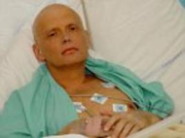 londoners could have suffered radiation poisoning when alexander litvinenko was killed