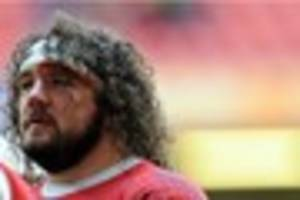 MARK ORDERS COLUMN:  How have Wales managed to lose Adam Jones ...