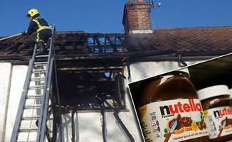 Nutella Jar Blamed As Cause Of London House Fire
