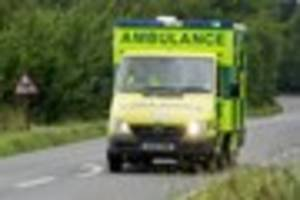 Man taken to hospital with head injuries after assault