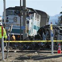 Truck Driver Charged in Metrolink Crash