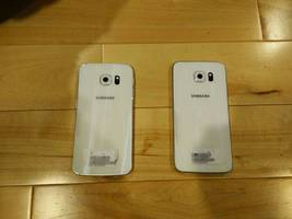 New 'leaked' photos of Samsung's Galaxy S6 show that it's going to look a lot like the iPhone 6