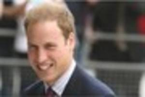 Prince William starts work for Bond Air Services this summer