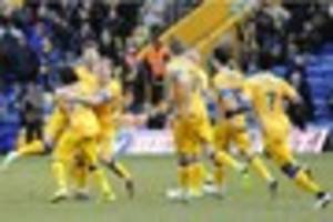 Mansfield Town 2 Dagenham 1: Match analysis: Stags 'tackled by...