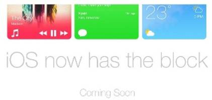 iOS Blocks Promises to Bring Windows Phone-like Live Tiles to iPhone and iPad