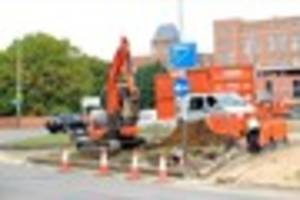 Final phase of road closures and resurfacing to start on Belgrave...