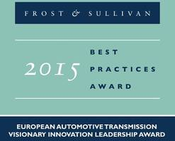 frost & sullivan commends mazaro for offering a radically new way of transmitting engine power with its rvt technology