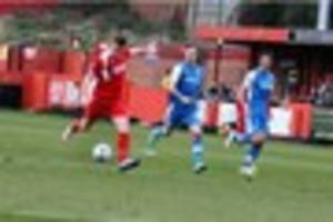 Non-league round-up: Alfreton Town concede at last as Chester...