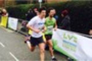 VIDEO: Thousands take part in Brentwood Half Marathon 2015