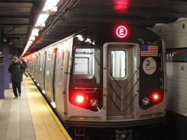 Man Arrested After Assaulting A Woman Sleeping On Subway