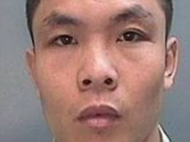 Illegal immigrant in Derby jailed after being caught with cannabis at train station