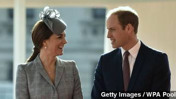 Betting Odds Predict Top Names For Royal Baby