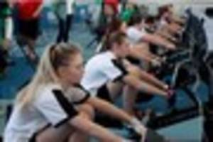 Newquay Tretherras students prove a big success at London rowing...