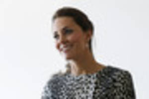 Duchess of Cambridge to carry out  last official public events...