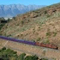 south africa: slow train across the highveld