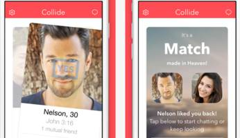 Collide Is New Tinder-Like Cell Phone App For Christians
