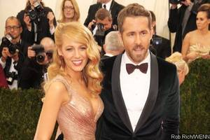 Blake Lively Opens Up About Baby James, Jokes Ryan Reynolds 'Smells Like Poop'