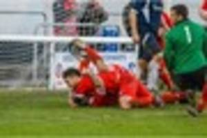 Barnstaple Town are Toolstation Western League First Division...