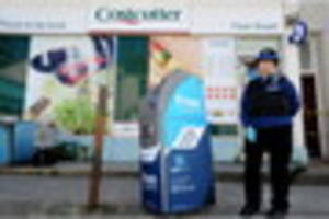 Second man admits taking part in Plymouth cashpoint raid