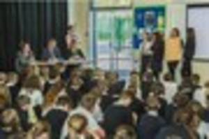 Stanchester Academy pupils pitch their best business ideas at...