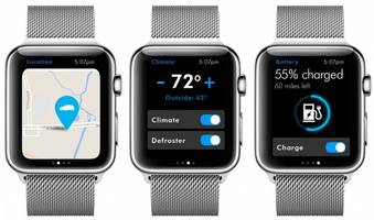 apple watch and your car: volkswagen joins the fray with new app